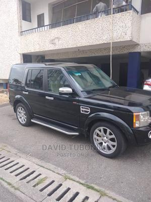 Land Rover LR3 2008 Black | Cars for sale in Lagos State, Victoria Island