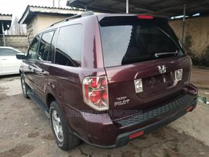 Honda Pilot 2007 EX 4x4 (3.5L 6cyl 5A) Brown | Cars for sale in Lagos State, Ikeja
