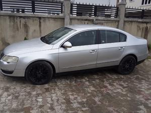 Volkswagen Passat 2007 Silver | Cars for sale in Lagos State, Ajah