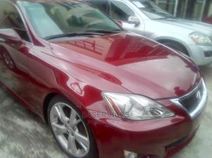 Lexus IS 2010 250 Red   Cars for sale in Lagos State, Ikeja