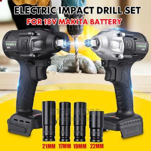 520nm Electric Impact Cordless Wrench Socket Power Tools   Electrical Hand Tools for sale in Lagos State, Victoria Island