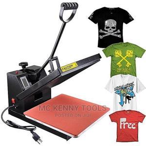 "Heat Transfer Press Machine - 62"" | Printing Equipment for sale in Lagos State, Lagos Island (Eko)"