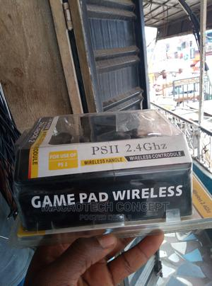 Game Pad Wireless Dual Shock 2 Analog Controller | Accessories & Supplies for Electronics for sale in Lagos State, Ikeja