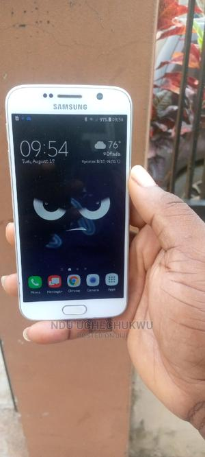 Samsung Galaxy S6 32 GB White | Mobile Phones for sale in Lagos State, Ojodu