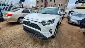 Toyota RAV4 2019 XLE Premium FWD White | Cars for sale in Lagos State, Ikeja