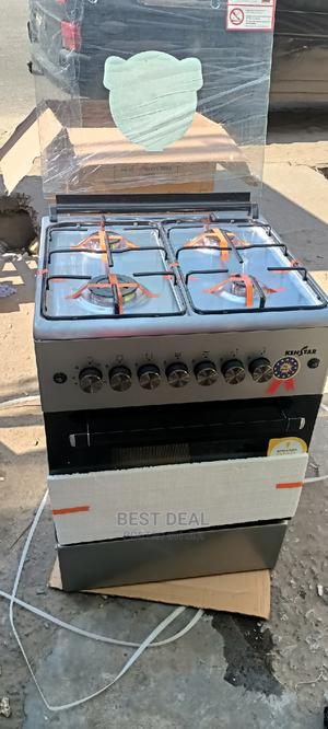 Kenstar (4 Burner,Oven Grill)60×60 Cm Standing Gas Cooker   Kitchen Appliances for sale in Lagos State, Ojo
