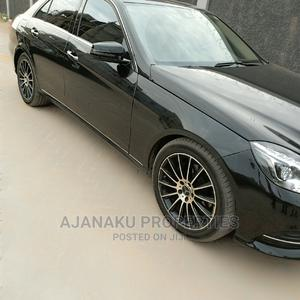 Mercedes-Benz E350 2016 Black | Cars for sale in Lagos State, Ibeju
