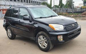 Toyota RAV4 2002 Automatic Black   Cars for sale in Lagos State, Lagos Island (Eko)