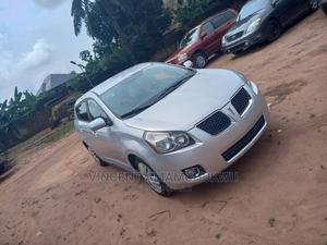 Pontiac Vibe 2009 2.4L Silver | Cars for sale in Anambra State, Nnewi