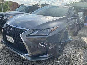 Lexus RX 2017 350 F Sport AWD Gray | Cars for sale in Abuja (FCT) State, Wuse 2