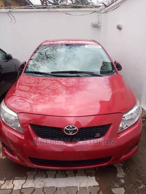 Toyota Corolla 2010 Red | Cars for sale in Oyo State, Ibadan