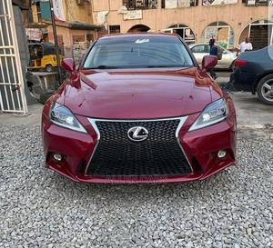 Lexus IS 2007 Red | Cars for sale in Lagos State, Ogba