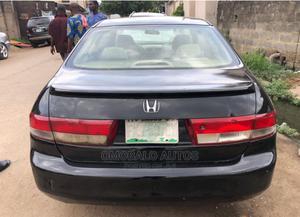 Honda Accord 2004 Black | Cars for sale in Lagos State, Ikeja