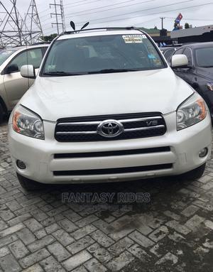 Toyota RAV4 2008 Limited V6 4x4 White   Cars for sale in Lagos State, Lekki