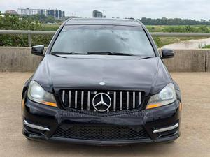 Mercedes-Benz C250 2012 Black | Cars for sale in Abuja (FCT) State, Central Business District