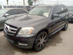 Mercedes-Benz GLK-Class 2010 350 Gray | Cars for sale in Lagos State, Apapa