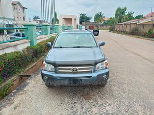 Toyota Highlander 2006 Blue | Cars for sale in Kaduna State, Kaduna / Kaduna State