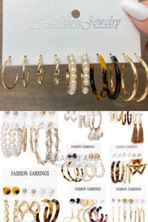 Acrylic Pearl Earrings   Jewelry for sale in Lagos State, Yaba