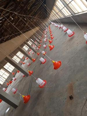 Automatic Drinker and Hanging Feeder | Farm Machinery & Equipment for sale in Oyo State, Ibadan