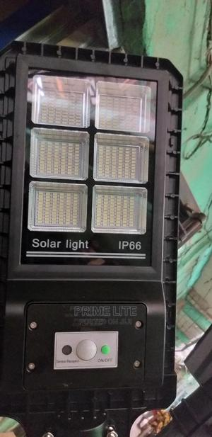 120watts Solar Street Light Good Quality   Home Accessories for sale in Lagos State, Ojo