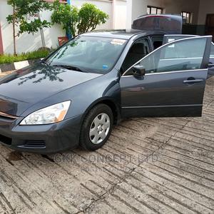 Honda Accord 2007 2.4 Gray   Cars for sale in Ekiti State, Ado Ekiti