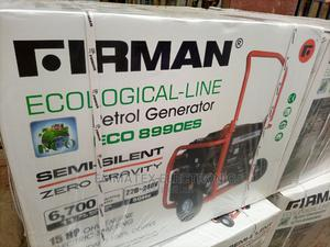 Sumec Firman Petrol Generator 8990es Percent Copper Coil | Electrical Equipment for sale in Lagos State, Ikoyi