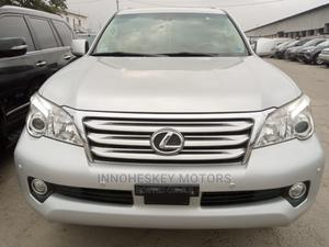 Lexus GX 2012 460 Silver | Cars for sale in Lagos State, Apapa