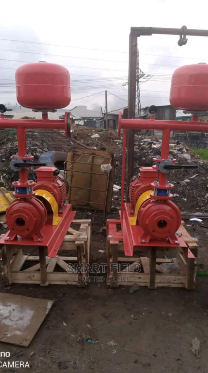 Fire Hydrant and Hose Reel Pump 15kw 20hp 2900rpm