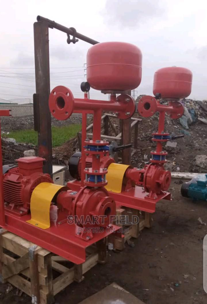 Fire Hydrant and Hose Reel Pump 15kw 20hp 2900rpm   Plumbing & Water Supply for sale in Orile, Lagos State, Nigeria
