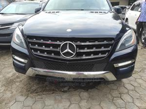 Mercedes-Benz M Class 2014 Blue   Cars for sale in Lagos State, Ikeja
