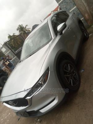 Mazda CX-5 2018 Grand Touring AWD Silver   Cars for sale in Lagos State, Amuwo-Odofin