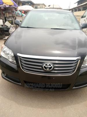 Toyota Avalon 2008 Black | Cars for sale in Lagos State, Isolo