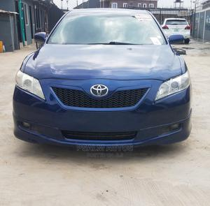 Toyota Camry 2007 Blue | Cars for sale in Lagos State, Ogudu