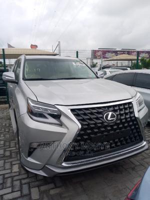 Lexus GX 2019 460 Luxury Silver   Cars for sale in Lagos State, Lekki