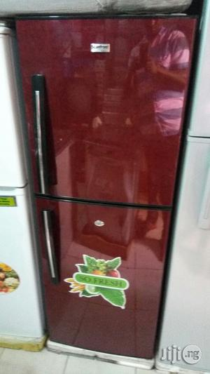 Scanfrost Double Door Fridge and Freezer (Model- 390L) | Kitchen Appliances for sale in Lagos State, Ikeja