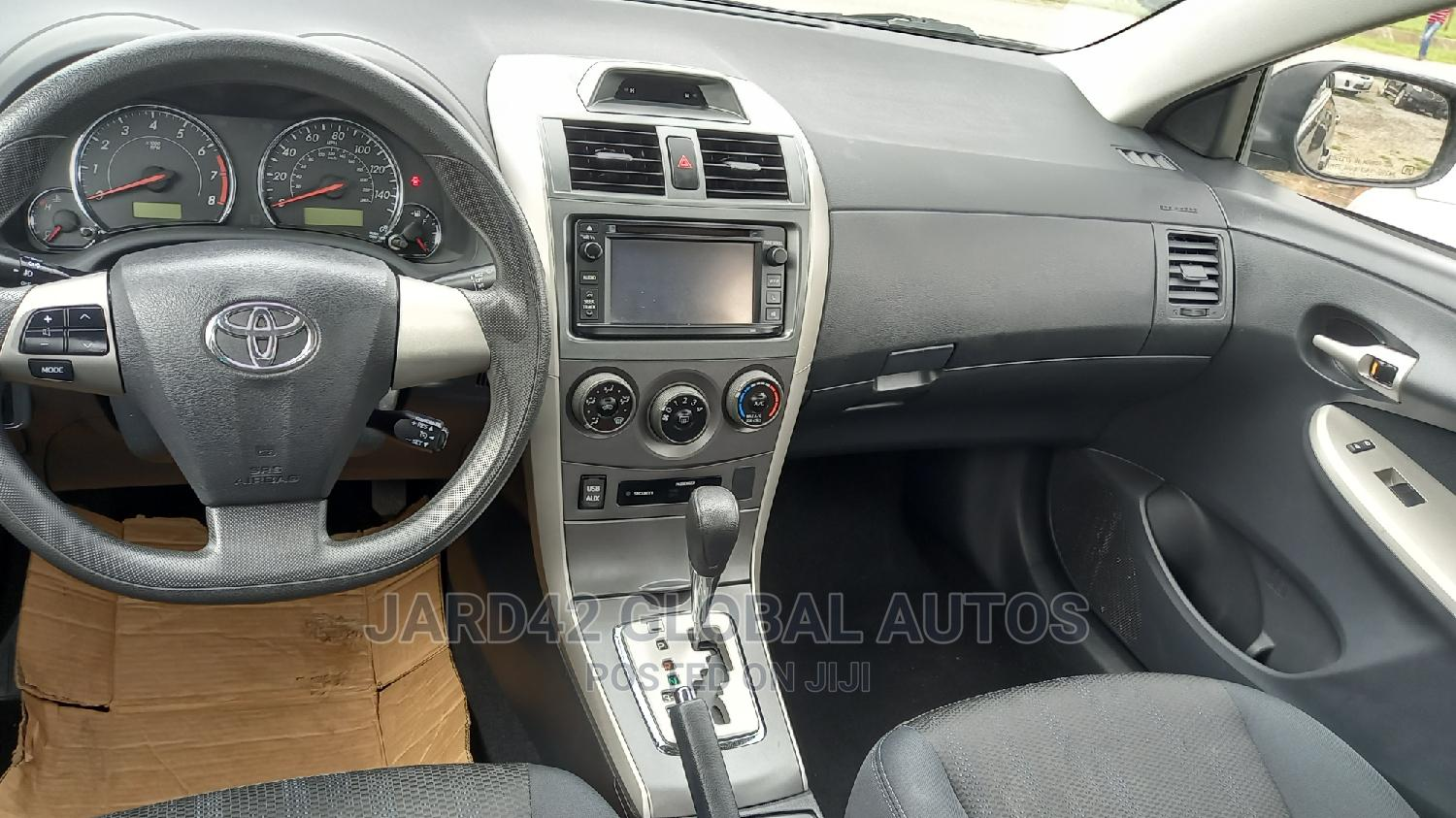 Toyota Corolla 2013 Black | Cars for sale in Lugbe District, Abuja (FCT) State, Nigeria