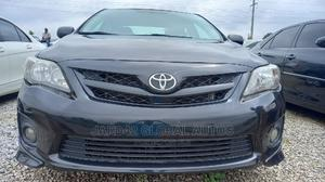 Toyota Corolla 2013 Black | Cars for sale in Abuja (FCT) State, Lugbe District