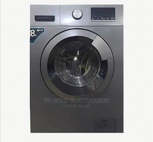Hisense WASHING MACHINE (10KG Washer And 7KG Dryer) | Home Appliances for sale in Abuja (FCT) State, Gwarinpa