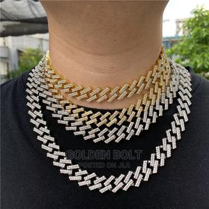 Pure Stainless Steel Gold Chain | Jewelry for sale in Lagos State, Surulere