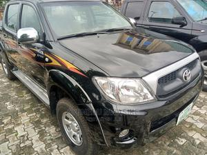 Toyota Hilux 2012 Black   Cars for sale in Rivers State, Port-Harcourt