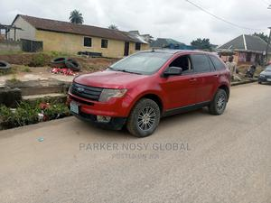 Ford Edge 2008 Red | Cars for sale in Rivers State, Port-Harcourt