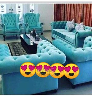 Correct Fabric Sofa Chair | Furniture for sale in Lagos State, Eko Atlantic