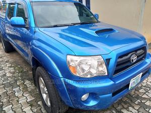 Toyota Tacoma 2006 PreRunner Access Cab Blue | Cars for sale in Rivers State, Port-Harcourt