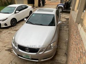 Lexus GS 2006 300 Automatic Silver   Cars for sale in Lagos State, Magodo