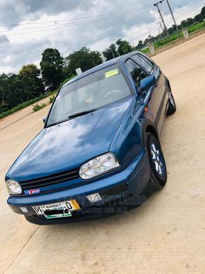 Volkswagen Golf 2000 Blue   Cars for sale in Kaduna State, Kaduna / Kaduna State