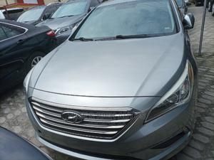 Hyundai Sonata 2015 Gray | Cars for sale in Lagos State, Lekki