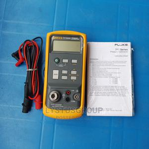 Fluke 717-100g Pressure Calibrator, -12 to 100 PSI | Measuring & Layout Tools for sale in Rivers State, Port-Harcourt