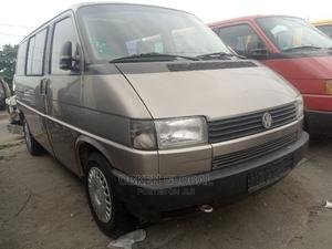 Gray Volkswagen Transporter 2001 Model   Buses & Microbuses for sale in Lagos State, Apapa