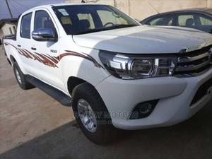 Toyota Hilux 2018 SR 4x4 White | Cars for sale in Lagos State, Ikeja