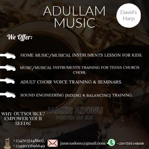 Music Training | Child Care & Education Services for sale in Abuja (FCT) State, Kubwa